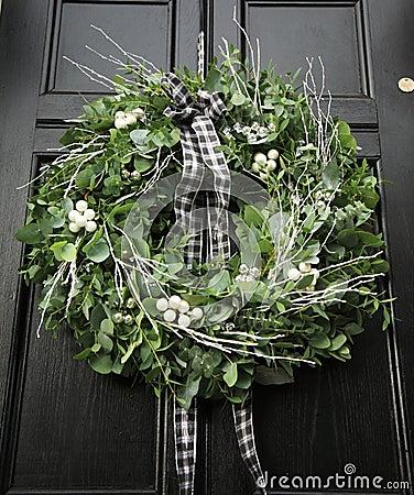 Free Eucalyptus Wreath Stock Photos - 6798933