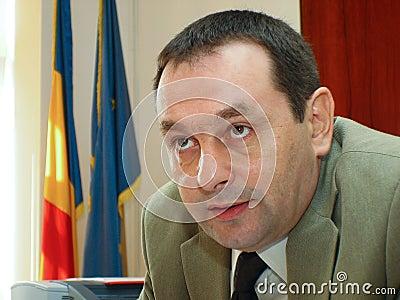 Eugen Ovidiu Chirovici Editorial Stock Image