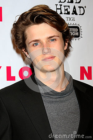 Eugene Simon Editorial Image