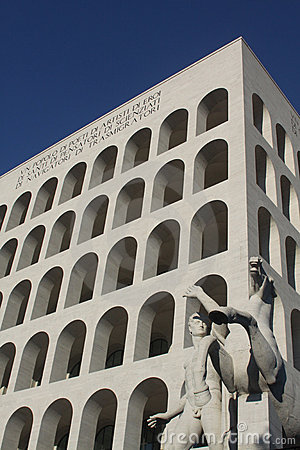 EUR Statue - Rome