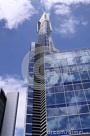 Eureka Tower. Melbourne