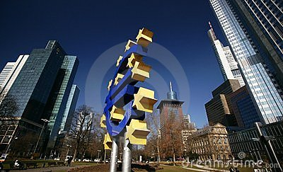 Euro Editorial Photo