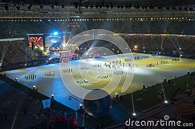 EURO 2012 Editorial Image