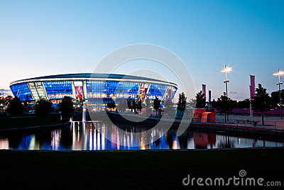Euro-2012 Editorial Photo