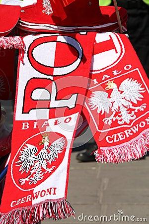 Euro 2012 fans insignia