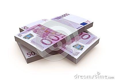 Euro 500 banknote