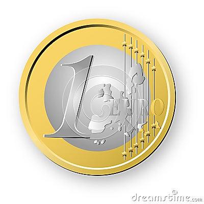 Free Euro Royalty Free Stock Image - 991326