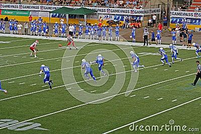 Euro 2013 american football championship Editorial Photo