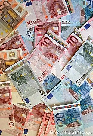 Free Euro Background Stock Photos - 286153