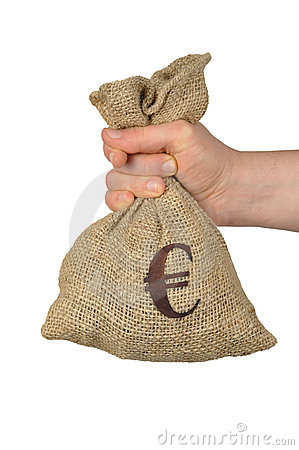 Euro in a Bag