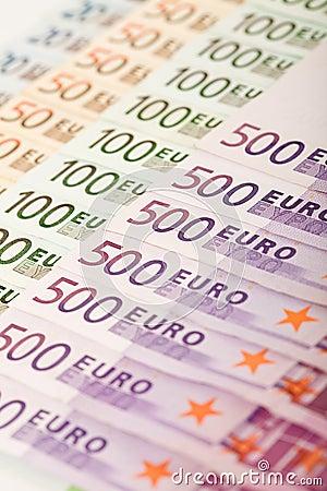 Euro banknote series