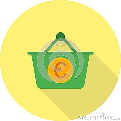 Free Euro Basket Royalty Free Stock Images - 80586959