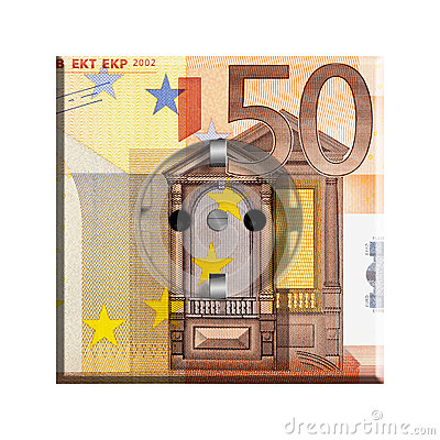 Euro Bill AC Electrical Socket