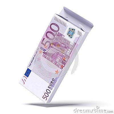 Euro cardboard box