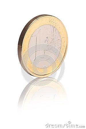 Free Euro Coin Royalty Free Stock Photo - 6299265