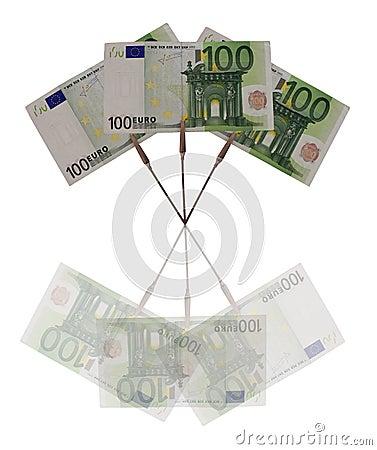 Euro concetto