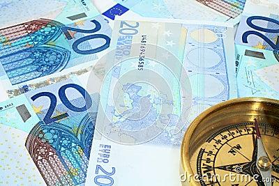 Euro on course horiz 2