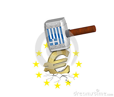 Euro Crash - Greece