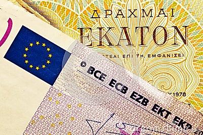 Euro crisis in Greek