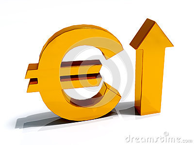 Euro Currency increase