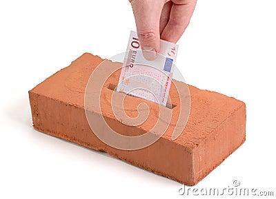 Euro deposit