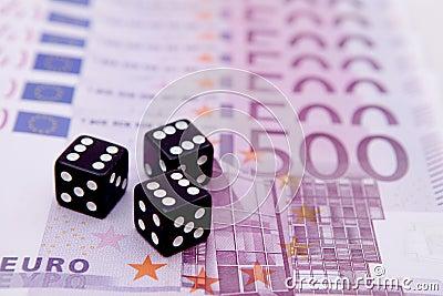 Euro and devil s bones