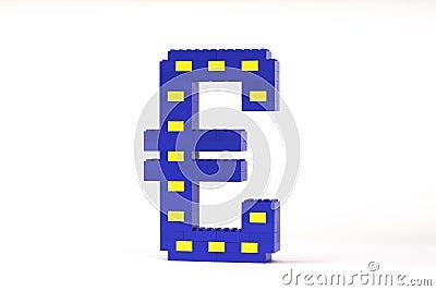 EURO di serie di valuta