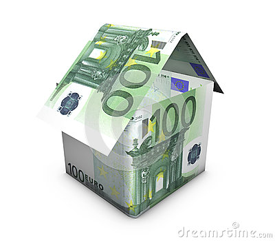 Euro- forma da casa