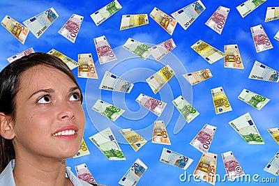 Euro and Girl