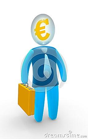 Euro head
