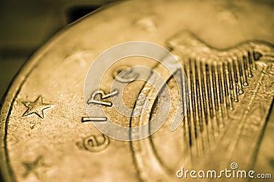 EURO Ireland Eire 10 cent Coin
