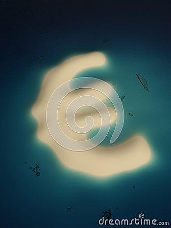 Euro island