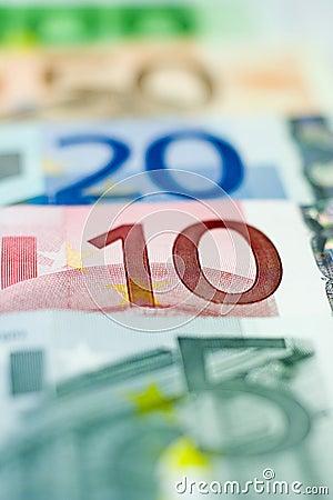Euro Line-up - 10 Euros