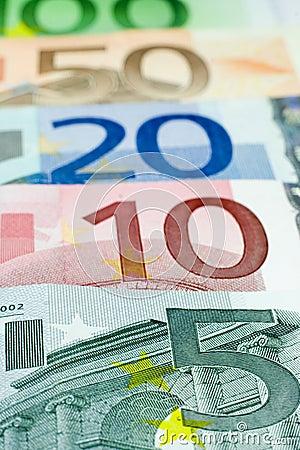 Euro Line-up - 5 Euros