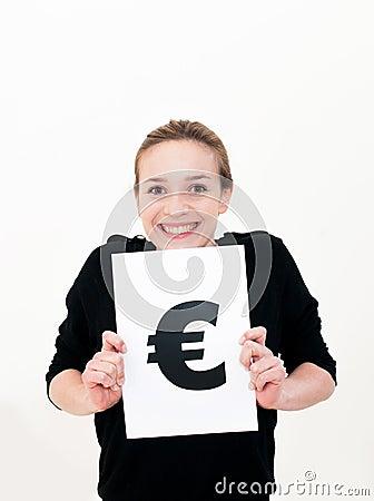 Euro mark