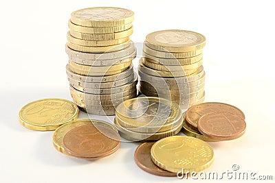 Euro- moedas