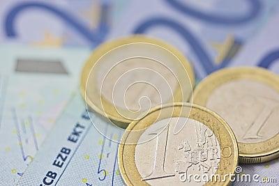Euro money (background)