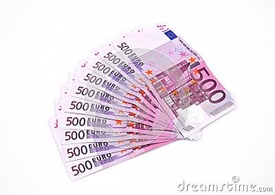 Euro money range.