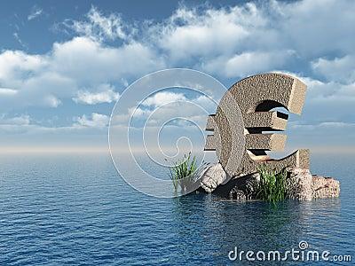 Euro monument