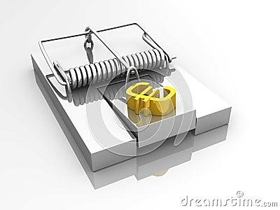 Euro mouse trap