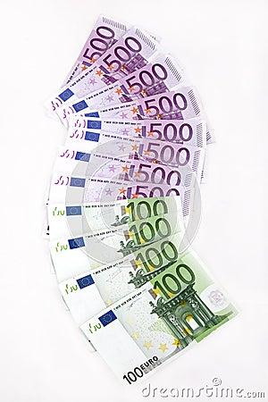 Euro nota s