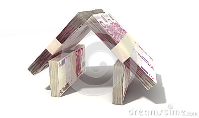 Euro Notes House Perspective
