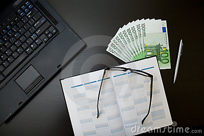 Euro in office
