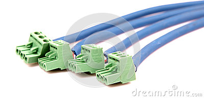 Euro plug cables