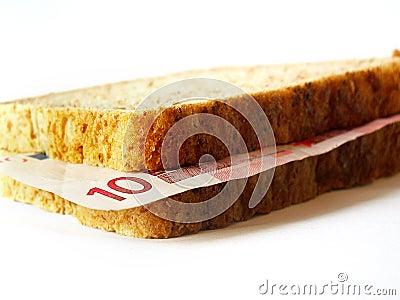 Euro sandwich