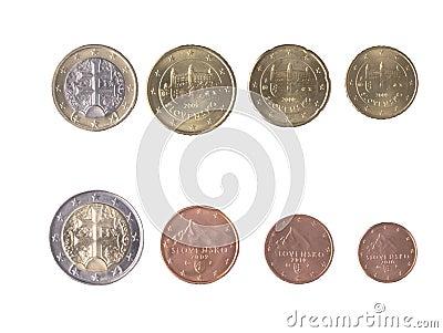 Euro Slovak