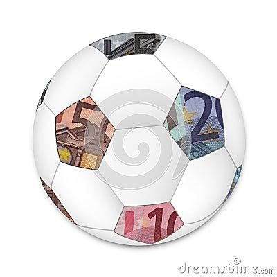 Euro Soccer ball