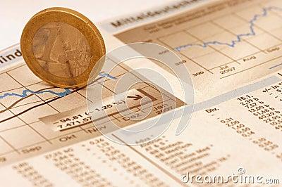 Euro stock market
