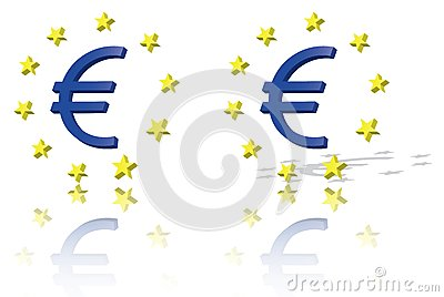 Euro symbol, European Union unit of currency