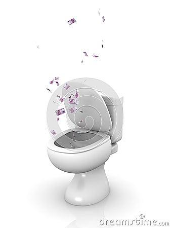 Euro toaleta